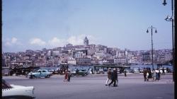 İstanbul'a Dair Renkli 10 Eski Fotoğraf