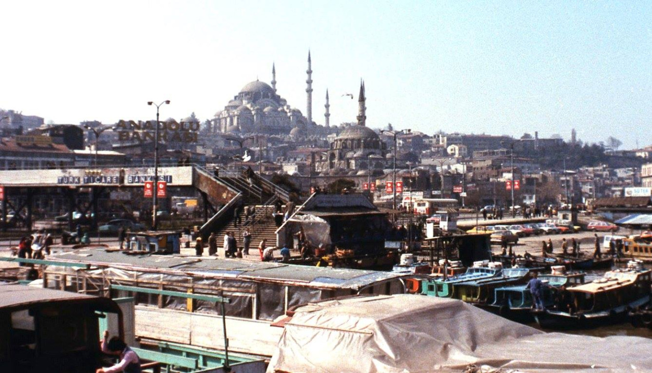 1976 - Eminönü