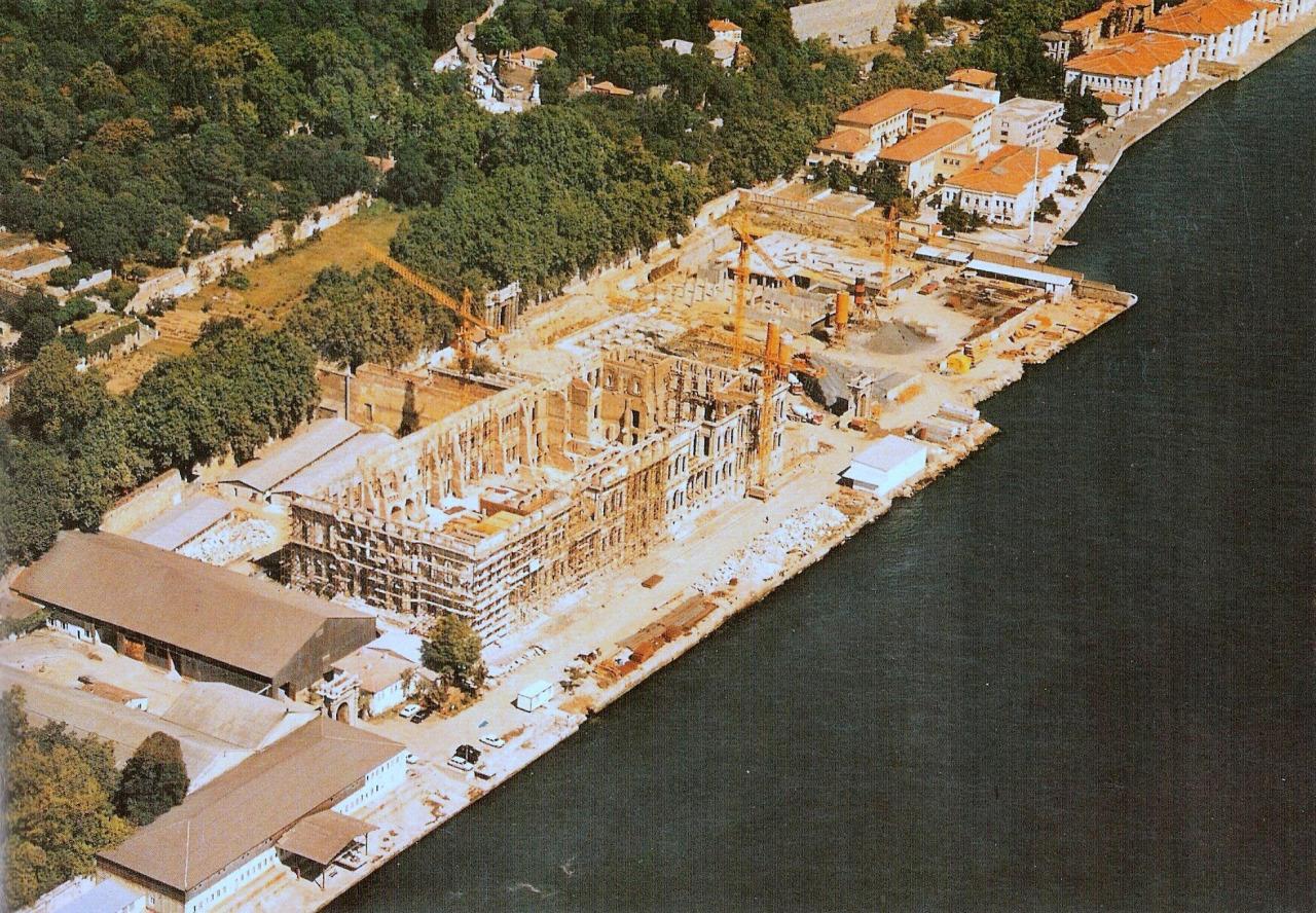 1980çırağan sarayı 1980