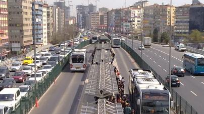 İstanbul'un En Kalabalık Metrobüs Durakları