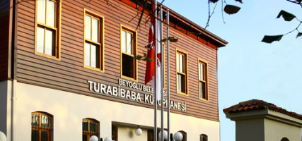 Turabibaba Kütüphanesi