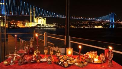 İstanbul'un En Romantik 10 Restoranı