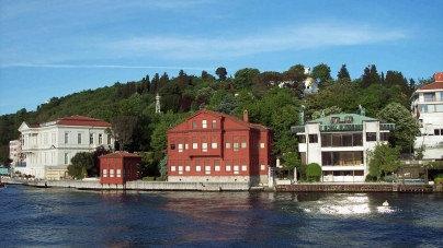 İstanbul Boğazı'nın En Pahalı 10 Yalısı