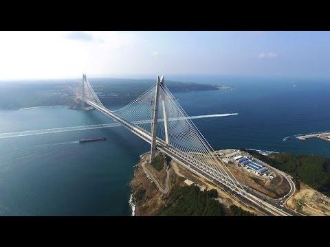 3.Köprü Yavuz Sultan Selim Köprüsü Açılış Reklamı