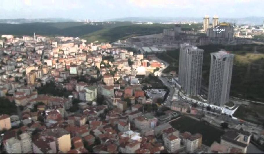Helikopterle İstanbul Turu