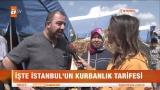 İstanbulda Kurbanlık Pazarı