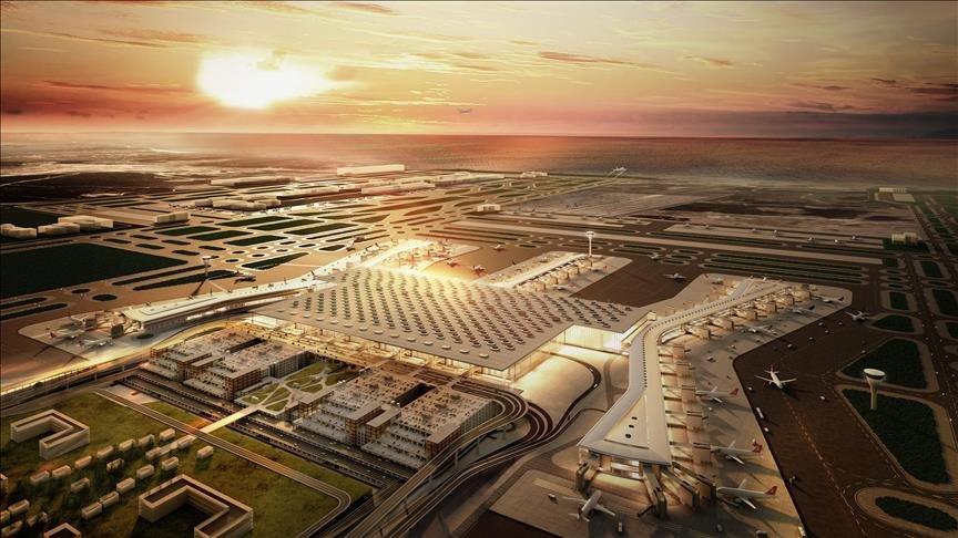 İstanbul 3. Havalimanı Tanıtım