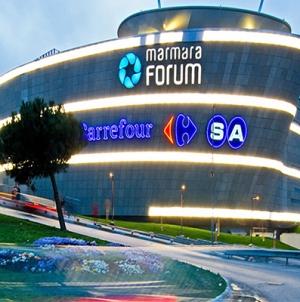 İstanbul'un En Büyük 10 Alışveriş Merkezi