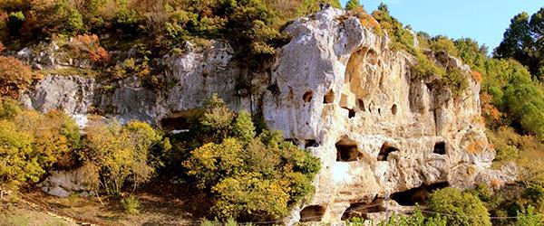İnceğiz Mağara Kamp Alanı